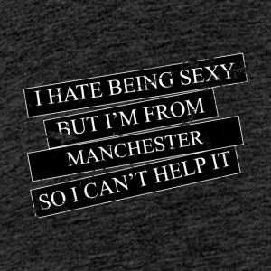 Motive for cities and countries - MANCHESTER - Teenage Premium T-Shirt