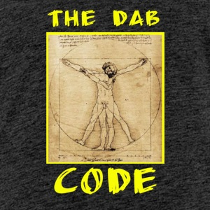 The Dab Code Two Yellow / Yellow Code Dab bis - Teenage Premium T-Shirt