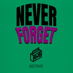 Never Forget - Teenager Premium T-Shirt