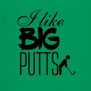 I like big putts - Teenager Premium T-Shirt