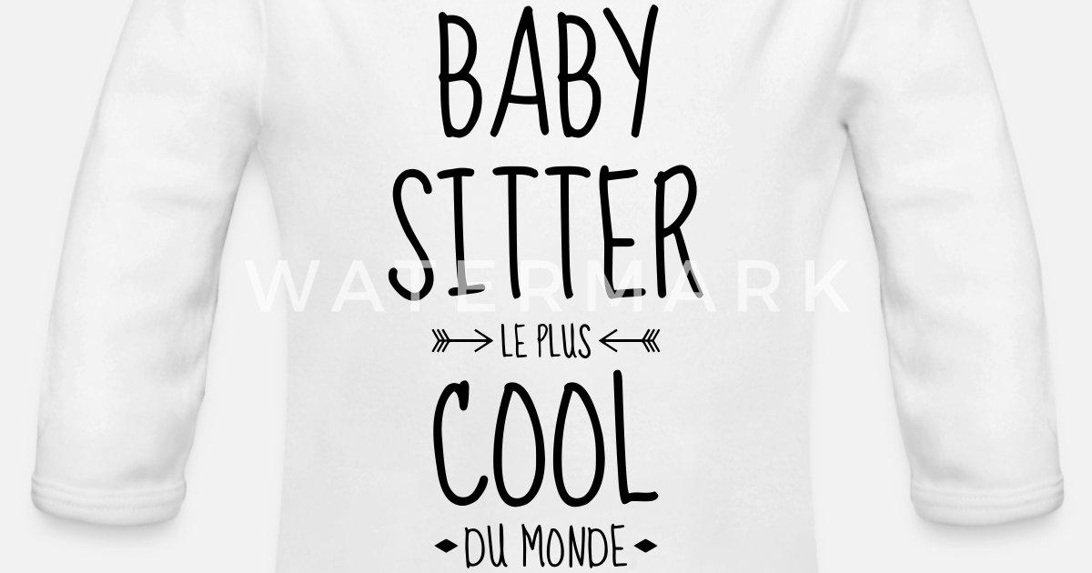 Babysitter Babysitting Baby-sitter Baby sitting von Funky Art ...