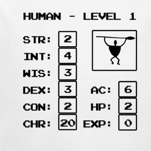 Level One Human Baby
