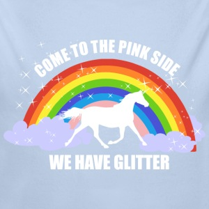 *Come to the pink side - we have glitter*