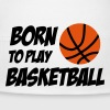 Born to play Basketball - Gorro bebé