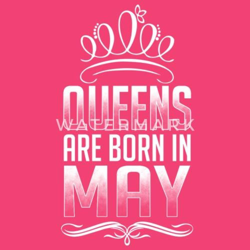 Mei Queen Verjaardag 3 Nl Baby Longsleeve Spreadshirt