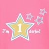 I'm onederful / wonderful first birthday - Baby Long Sleeve T-Shirt