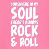 Rock and Roll in my Soul - Baby Long Sleeve T-Shirt