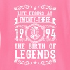 1994 - 23 years - Legends - 2017 - Baby Long Sleeve T-Shirt