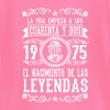 1975 - 42 años - Leyendas - 2017 Long Sleeve Shirts - Baby Long Sleeve T-Shirt