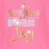 July - Queen - Birthday - 2 - Baby Long Sleeve T-Shirt