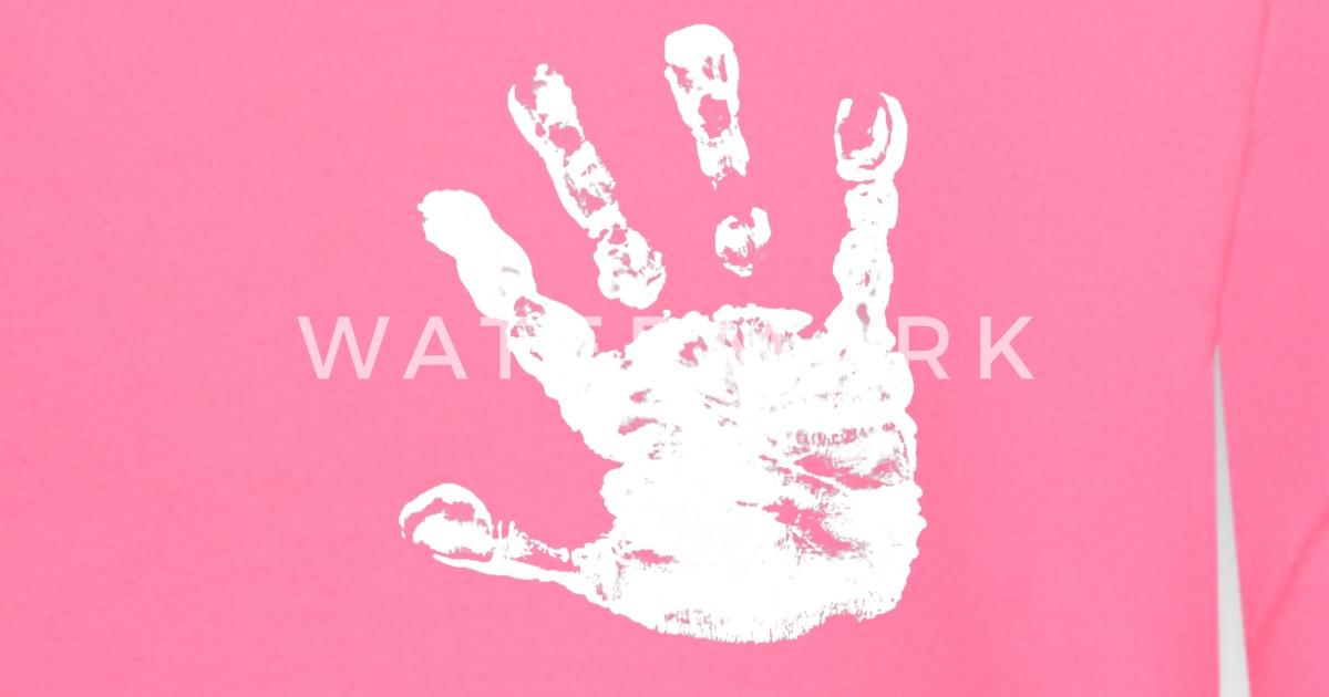 Handabdruck für Kinder von Tobias Beutel | Spreadshirt