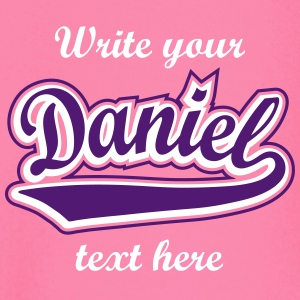 Daniel - T-shirt Personalised with your name.