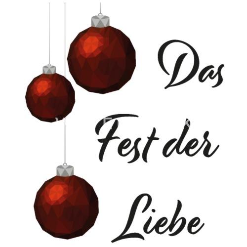 Das Fest Der Liebe Polygon Weihnachten Geschenk Baby Langarmshirt