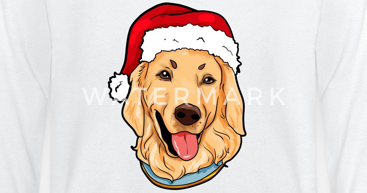 Golden Retriever Weihnachten Geschenk Hund von Naughty by Nature ...