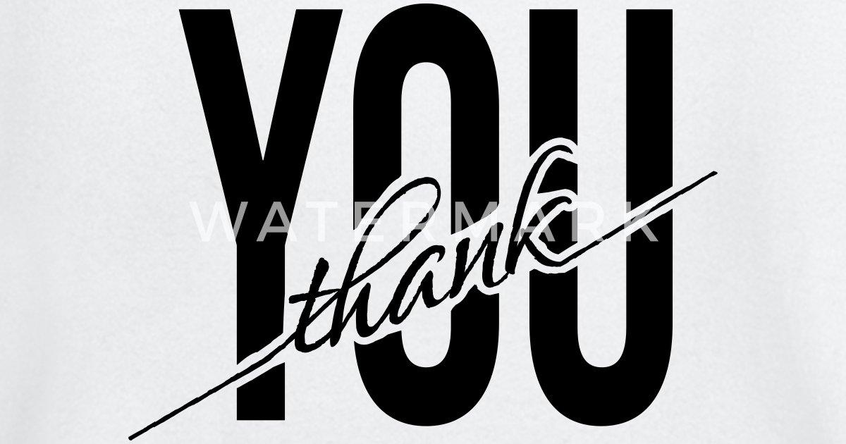 Thank You Danke Dankeschon Geschenk Baby Langarmshirt Spreadshirt