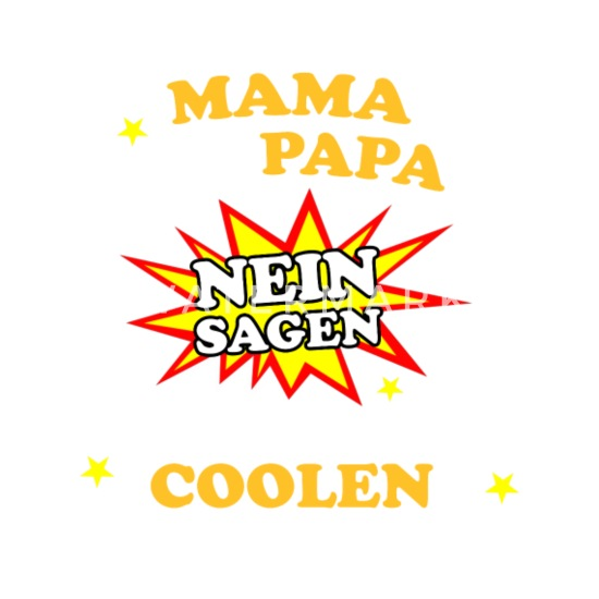 Wenn Mamapapa Nein Sagen Baby Langarmshirt Spreadshirt