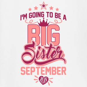 I'm going to be a big Sister September 2018 - Baby