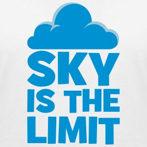 Sky is the limit - Women's Organic V-Neck T-Shirt by Stanley & Stella