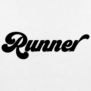 Runner - Women's V-Neck T-Shirt