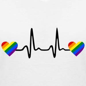Rainbow Hearts and Heartbeat, Gay ECG