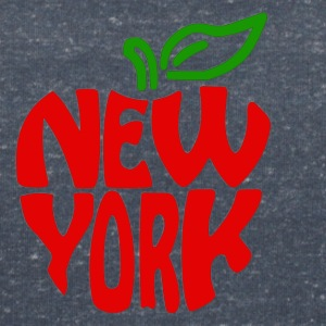 New York - Women's Organic V-Neck T-Shirt by Stanley & Stella