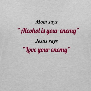 Alcohol - Women's V-Neck T-Shirt
