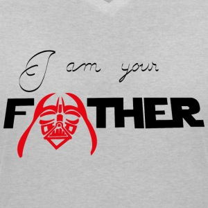 I Am Your Father - Women's V-Neck T-Shirt