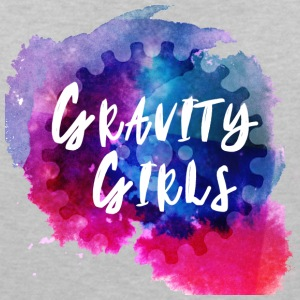 Gravity Girls Clothing logo - T-shirt bio col en V Stanley & Stella Femme