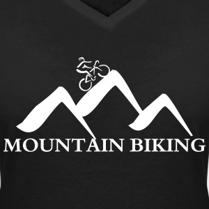 Mountain Bike-blanc