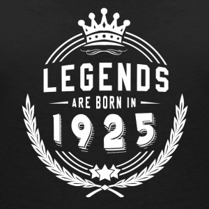 Legends are born in 1925! 01 - Women's Organic V-Neck T-Shirt by Stanley & Stella