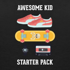 Awesome Kid starter pack - Women's V-Neck T-Shirt