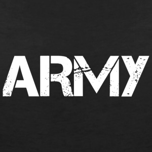 Army - Women's V-Neck T-Shirt