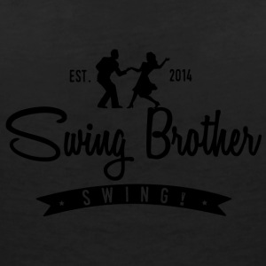 Swing Swing brother - Women's V-Neck T-Shirt