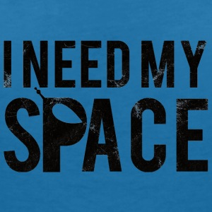 Alien / Zone 51 / UFO: I Need My Space - T-shirt bio col en V Stanley & Stella Femme