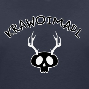 Krawoimadl - Women's V-Neck T-Shirt
