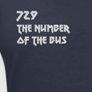 729 clear - Women's V-Neck T-Shirt