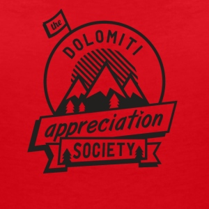 Dolomite Appreciation Society - Women's Organic V-Neck T-Shirt by Stanley & Stella