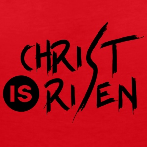 Christ is Risen - Women's V-Neck T-Shirt