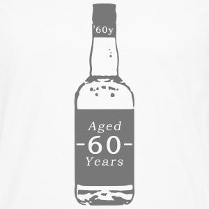 60 years - whiskey - Men's Premium Longsleeve Shirt