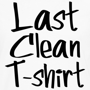 Last clean t-shirt - Men's Premium Longsleeve Shirt