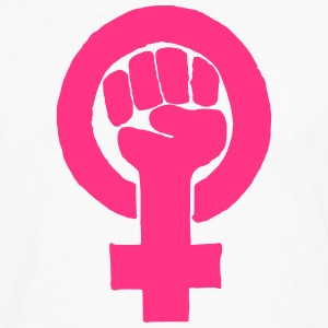 women rights | emancipation - Men's Premium Longsleeve Shirt