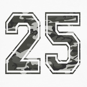 Payer Camouflage Paintball 25 Bundeswehr - T-shirt manches longues Premium Homme