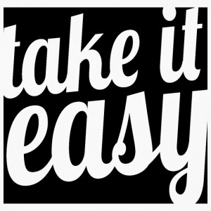 Take it easy - Men's Premium Longsleeve Shirt