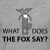 what does the fox say  - Camiseta de manga larga premium hombre