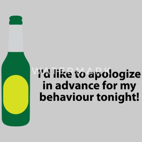 Ich Möchte Mich Entschuldigen
