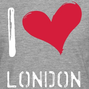 I love London - T-shirt manches longues Premium Homme