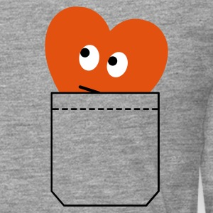 heart in pocket