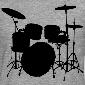 Drums - Men's Premium Longsleeve Shirt