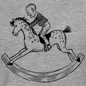 rocking horse - Men's Premium Longsleeve Shirt