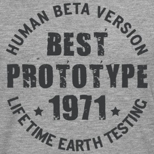 1971 - The year of birth of legendary prototypes - Men's Premium Longsleeve Shirt